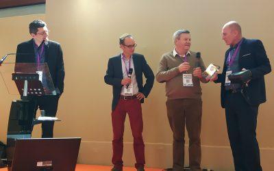 Le TPVC :  Prix spécial du Jury aux Trophées de l'Embarqué et des Objets connectés