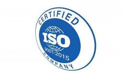 Renouvellement de certification ISO 9001:2015